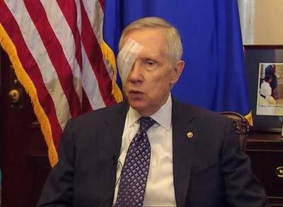 News video: Harry Reid, Senate Minority Leader, to Retire