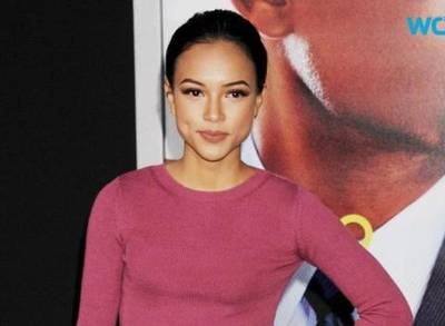 News video: Karrueche Tran Opens Up About Relationship With Chris Brown, Says He
