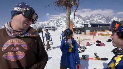 News video: Freeski Followcam Runs at Blue Tomato Kings Park Hochkönig 2015